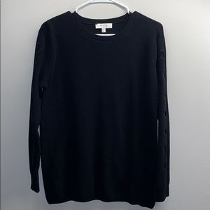 Ipekyol Basics Black Sweater